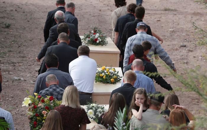 Meksika'da katledilen Mormon kadınlarla çocukların ailesi: Karteller IŞİD'den beter, ABD müdahale etsin