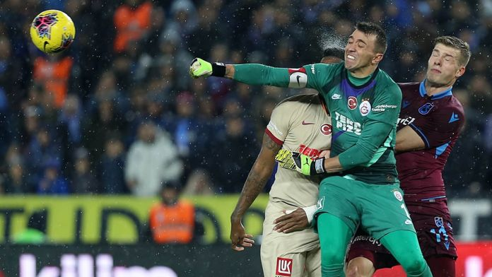 Trabzonspor 1 - Galatasaray 1 Maç Özeti İzle