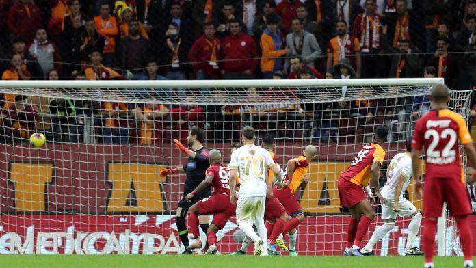 Galatasaray 2 - Ankaragücü 2 Maç Özeti İzle