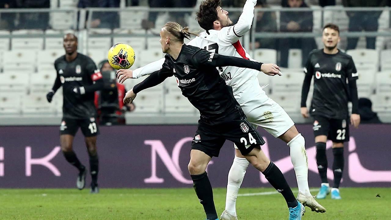 Beşiktaş 4 – Gençlerbirliği 1 Maç Özeti İzle