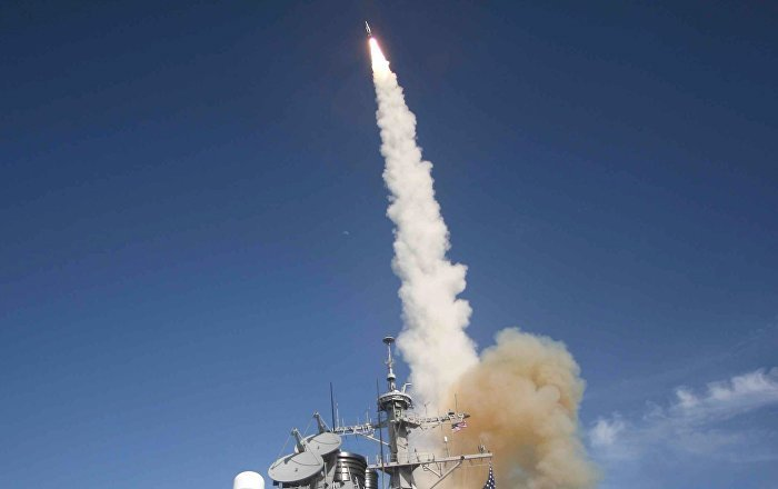 ABD, Rus hava savunma sistemlerinin 'üstesinden gelebilecek' bir füze geliştirdiğini duyurdu