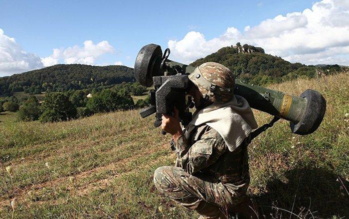 Ukrayna, ABD ile Javelin tanksavar füzesi ikinci partisi için sözleşme imzaladı