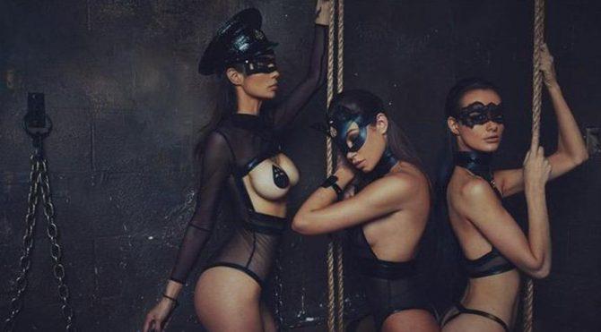 Yeni yıla özel seks partisi! Giriş 15.6 bin lira