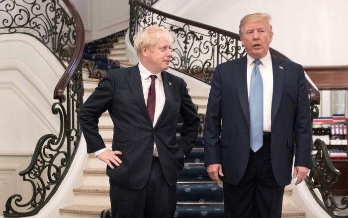 Johnson'dan İran'la yapılan nükleer anlaşmayı değiştirme çağrısı: Yerine Trump anlaşması koyalım