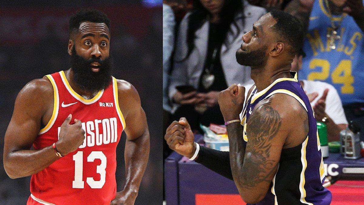 NBA'de yıldızların gecesi