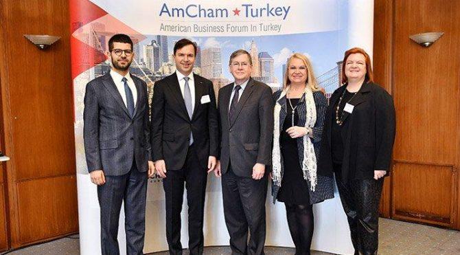 Amerikan Şirketler Derneği Türkiye'yi küresel pazarlara taşımayı hedefliyor