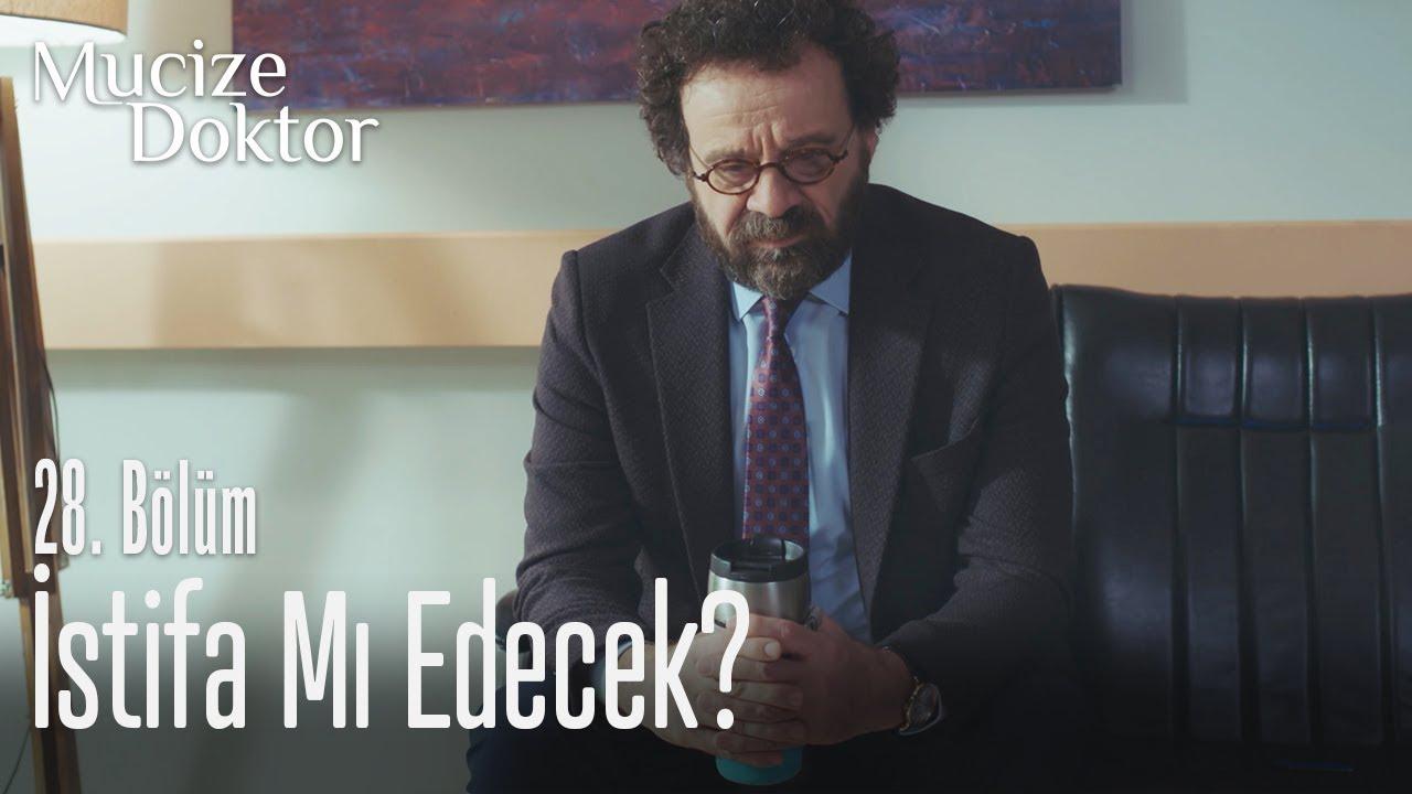 Adil hoca istifa mı edecek? – Mucize Doktor 28. Bölüm
