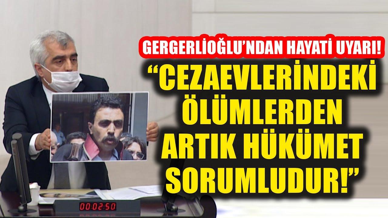 Ömer Faruk Gergerlioğlu'ndan AKP ve MHP'lilere Hayati Uyarı: Şahit Ol Ya Rab!