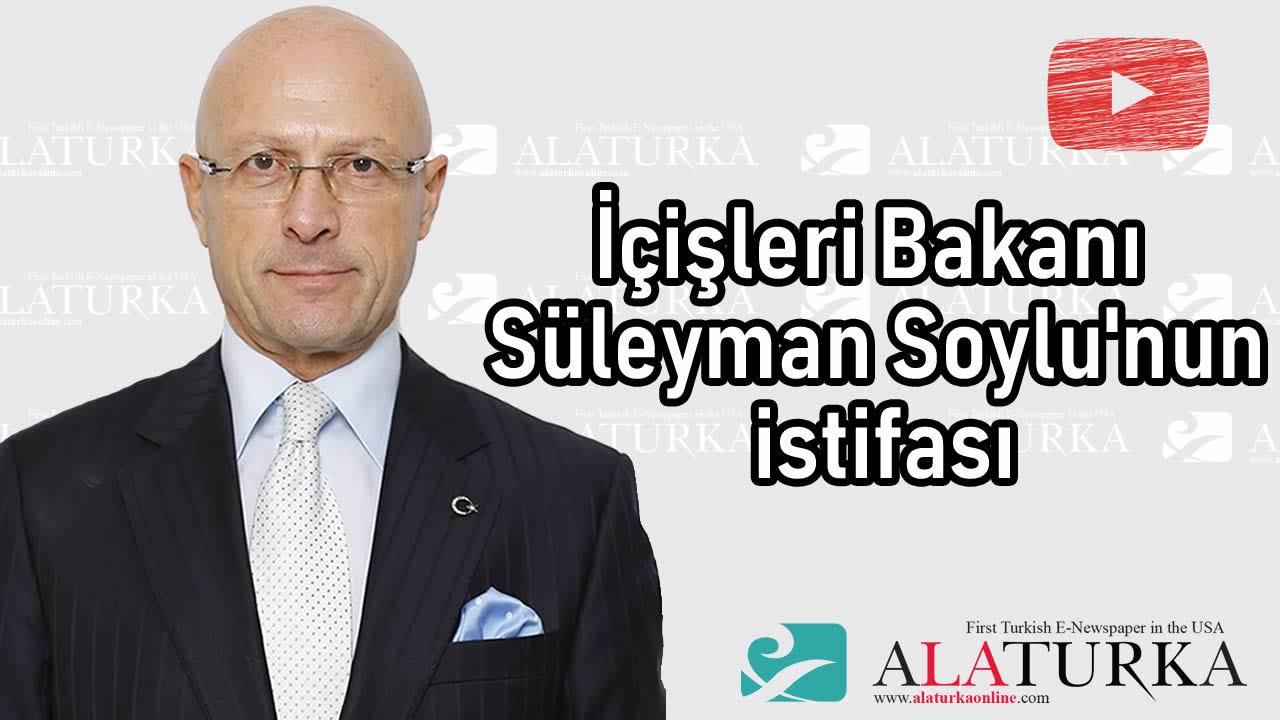 Erol Mütercimler – İçişleri Bakanı Süleyman Soylu'nun istifası