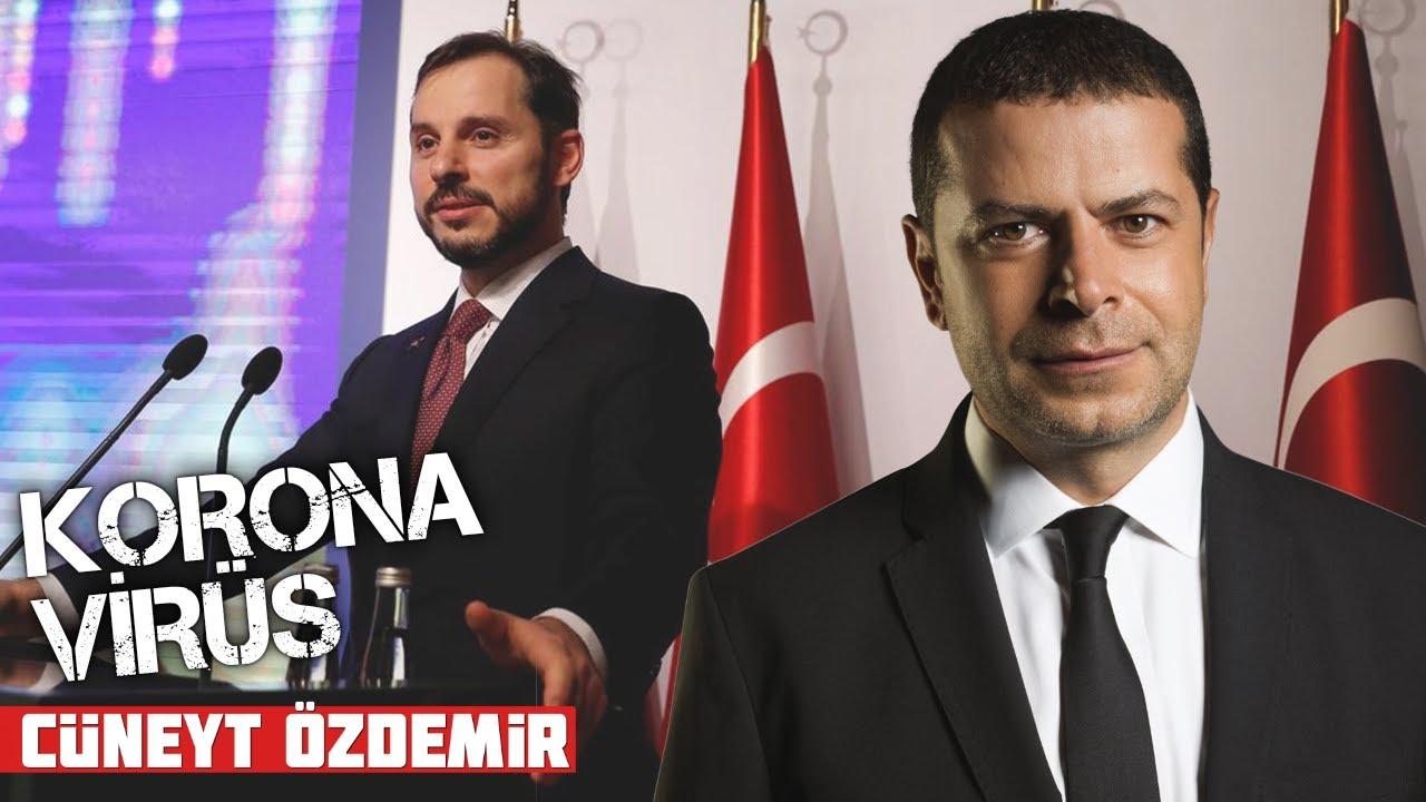 Cüneyt Özdemir : İktidar ile Özel Bankaların Yardım Kavgası ! Koordinasyon Krizi Büyüyor