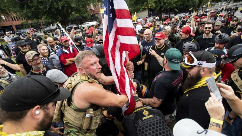 Antifa ABD'de Terör Örgütü mü İlan Edilecek?