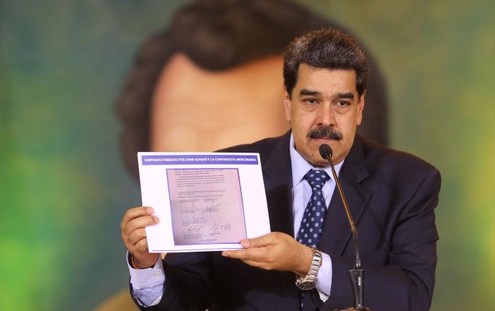 Venezüella'da darbe operasyonu üzerinde yakalanan ABD'li para askerler: Maduro'nun kod adı 'büyük ikramiye'ydi