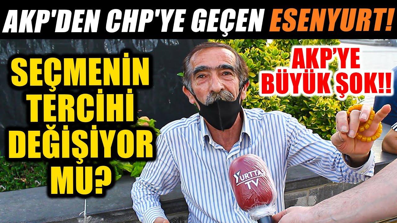 AKP'den CHP'ye geçen Esenyurt | Seçmenin tercihi değişiyor mu? (1)