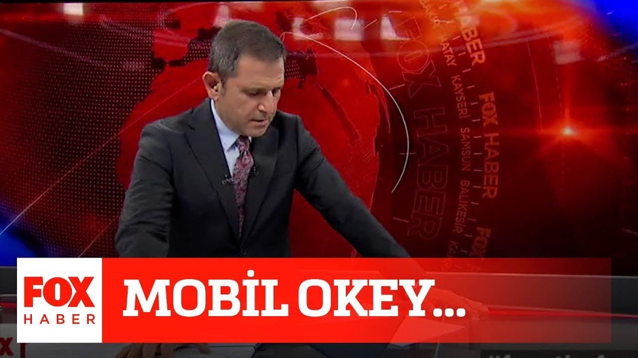 Mobil okey… 2 Haziran 2020 Fatih Portakal ile FOX Ana Haber