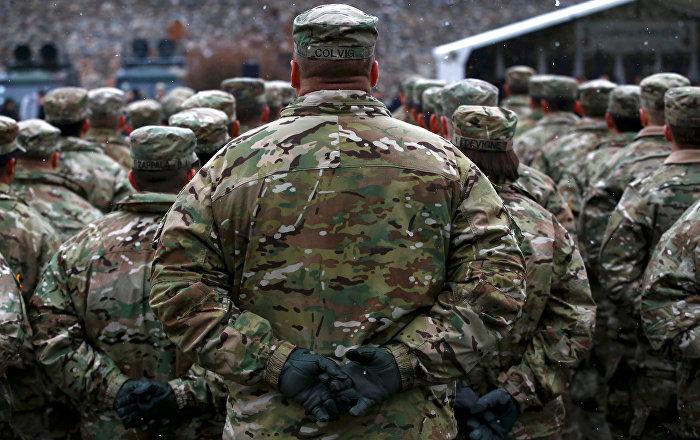 Polonya'da, ABD birliklerinin Avrupa'ya nakil tatbikatı başladı
