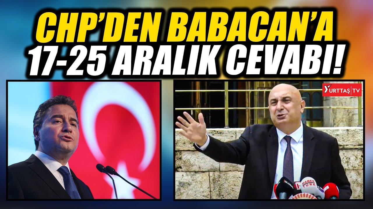 Engin Özkoç'tan Ali Babacan'a 17-25 Aralık Yanıtı!