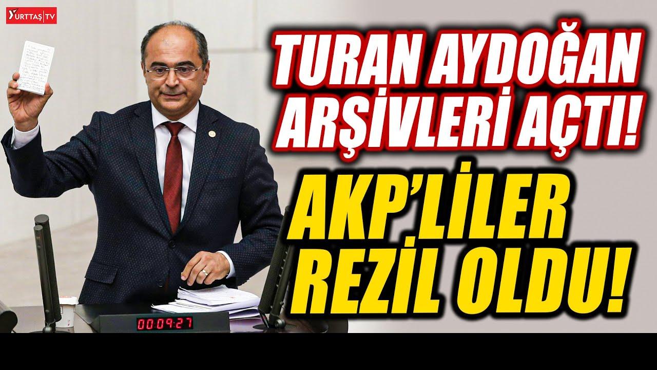 CHP'li Ali Öztunç RTÜK'teki skandalları mecliste tek tek anlattı: AKP'li vekiller çılgına döndü!