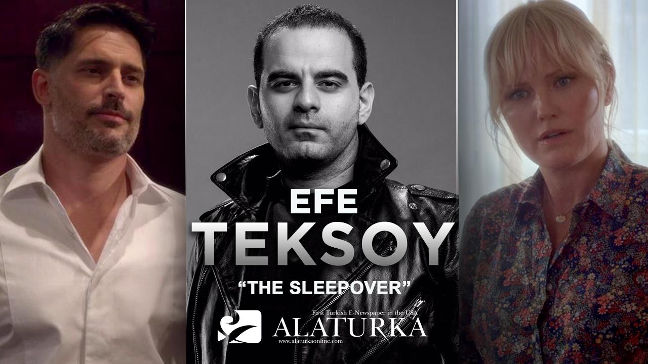 """Netflix'ten Eğlenceli Bir Aile Filmi: """"The Sleepover"""""""