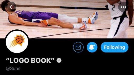Devin Booker öyle bir basket attı ki… Suns Twitter ismini değiştirdi!