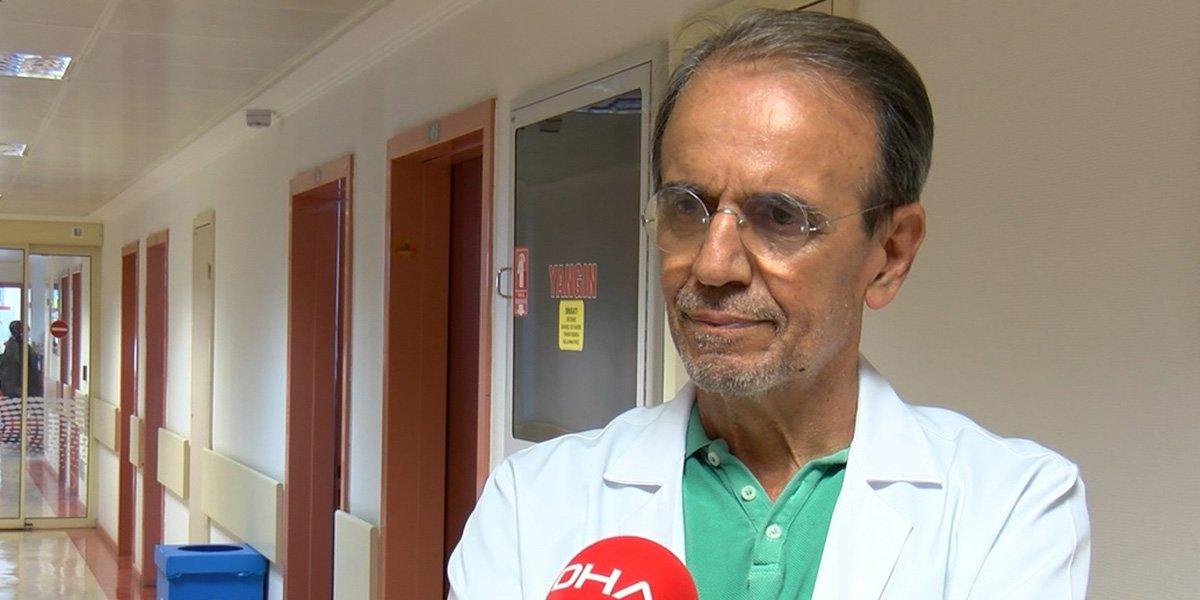 Prof. Dr. Mehmet Ceyhan: Yeni tedbirlerle müdahale etmeniz gerekir