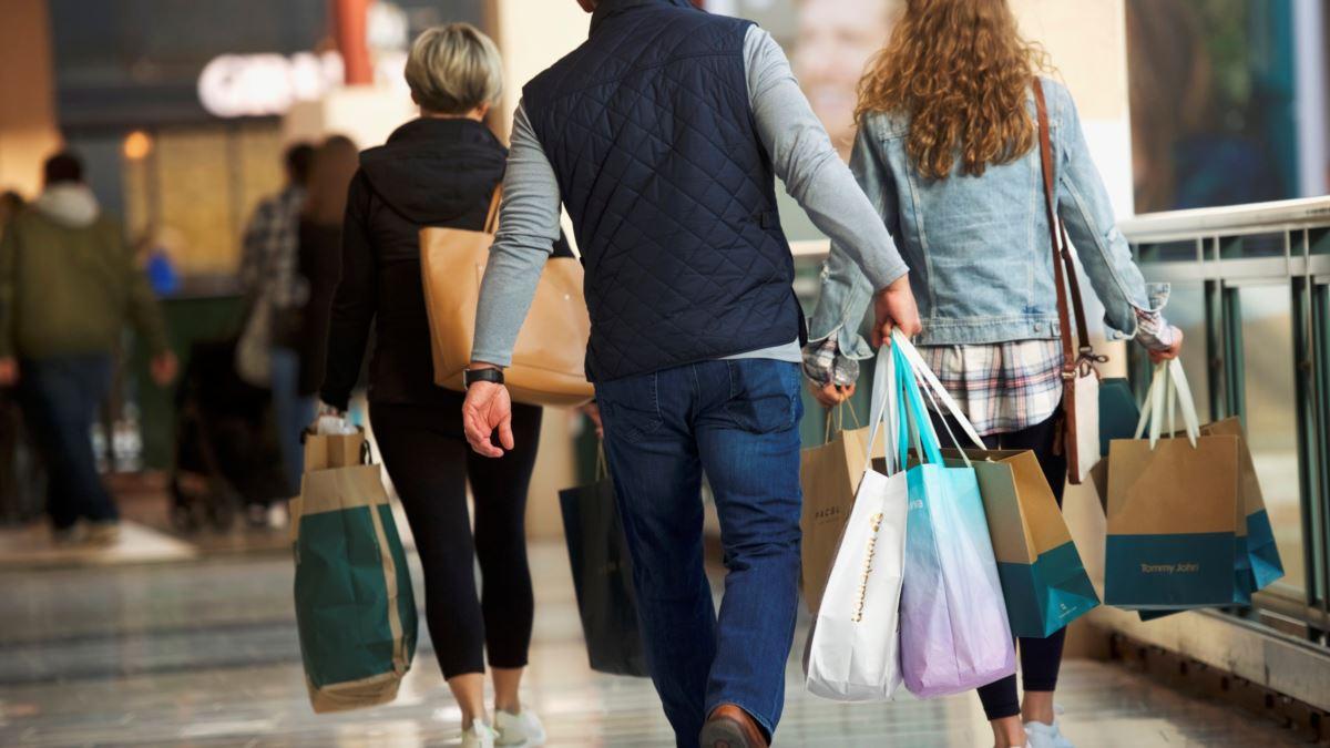 ABD'de Tüketici Güveni Yükseldi Cari Açık Genişledi