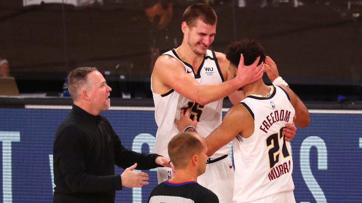 Denver Nuggets 3-1'den geri gelerek tarih yazdı! Clippers çöktü…
