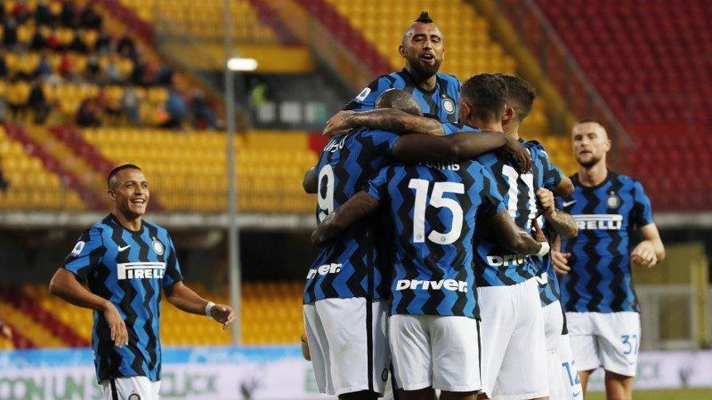 MAÇ SONUCU   Benevento 2-5 Inter