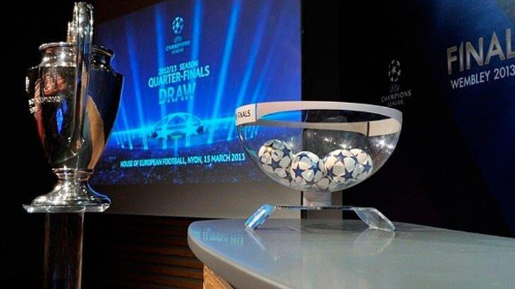 Şampiyonlar Ligi'nde Başakşehir'in rakipleri belli oluyor