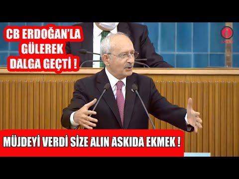 Kılıçdaroğlu Erdoğan'la Gülerek Dalga Geçti ! Namusum ve Şerefim Üzerine Diye…