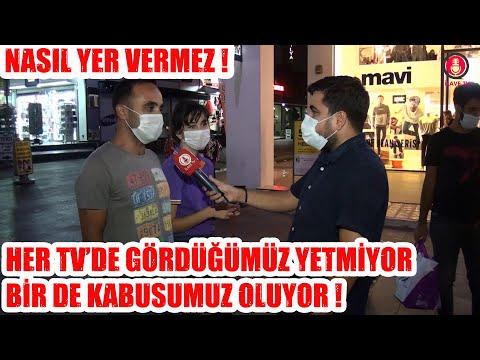 Medya Sesimizi Duyurmuyor Diyen CB Erdoğan'a Halktan Şok Cevaplar !!