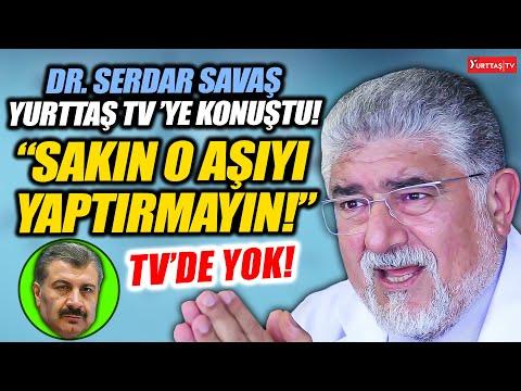 Dr. Serdar Savaş: O aşıyı sakın yaptırmayın!
