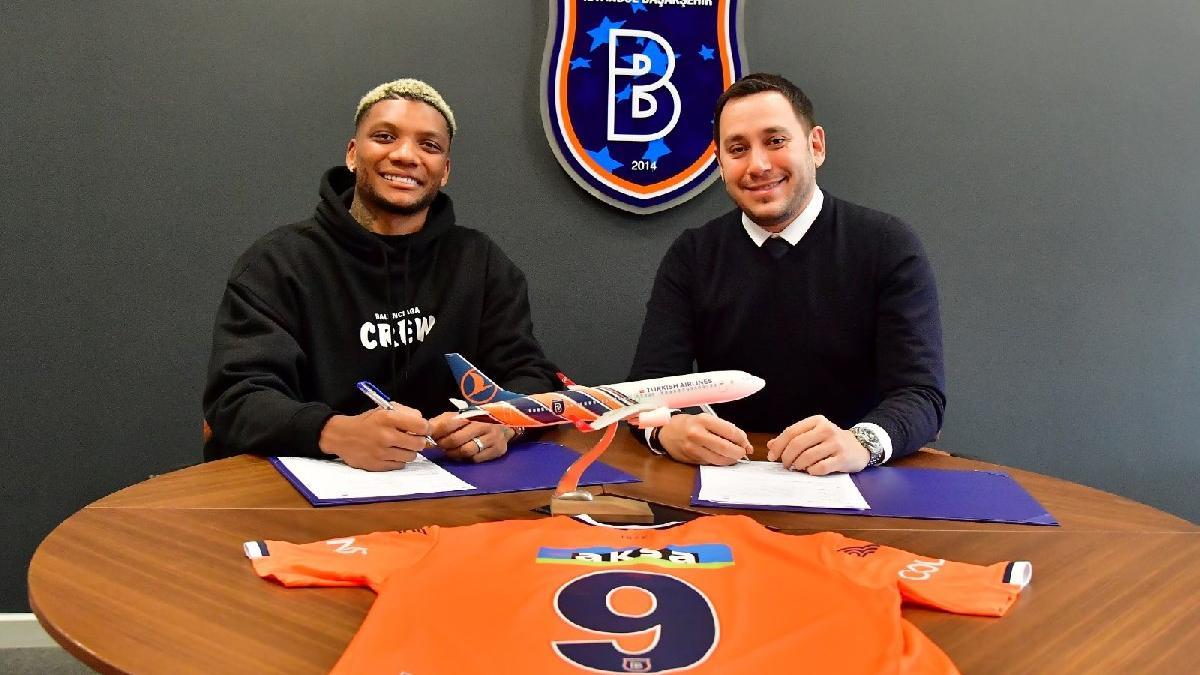 Başakşehir, Junior Fernandes transferini açıkladı