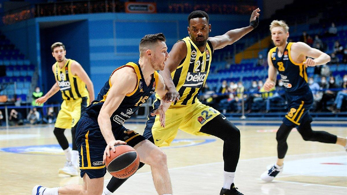 Fenerbahçe Beko, Khimki'yi 100'ledi!