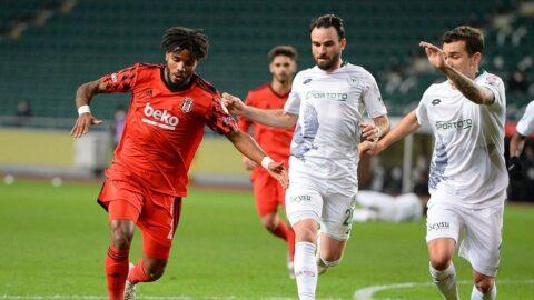 Beşiktaş'tan Francisco Montero açıklaması: Kısmi yırtık…