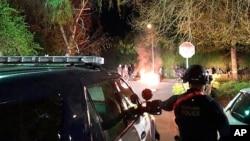 ABD'de Polis Şiddetine Karşı Protestolar Sürüyor