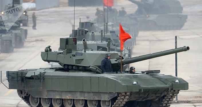 ABD merkezli askeri dergi, Rus Armata tankını Amerikan Abrams ile karşılaştırdı: NATO için ciddi tehdit
