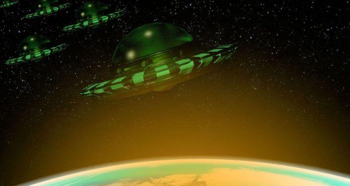 ABD'li pilotlardan 'UFO' itirafı