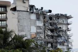 Florida'da Yıkılan Binada 51 Kişiye Ulaşılamıyor