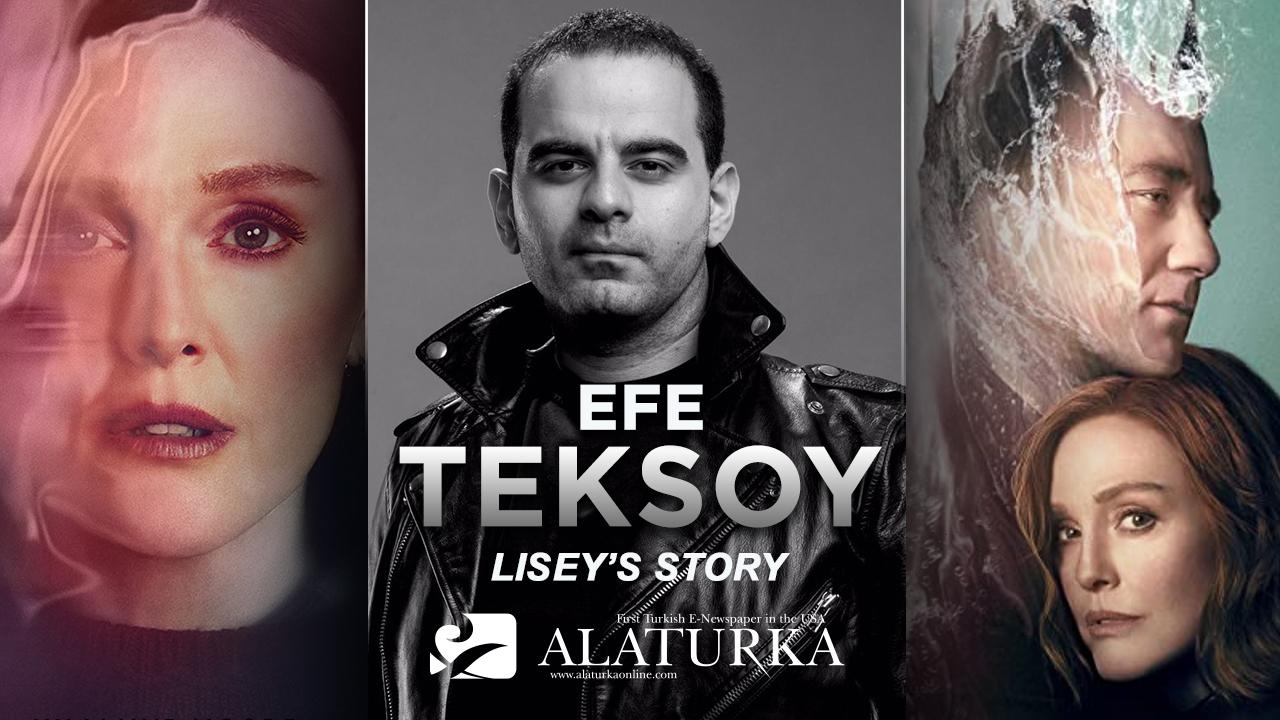 """Sinema Yazarı/Film Eleştirmeni Efe Teksoy yazdı, Stephen King'ten Gerilim Dolu Bir Aşk Hikayesi """"Lisey's Story"""""""