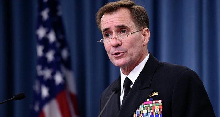 Pentagon: Afganistan'daki rolünden dolayı Türkiye'ye minnettarız