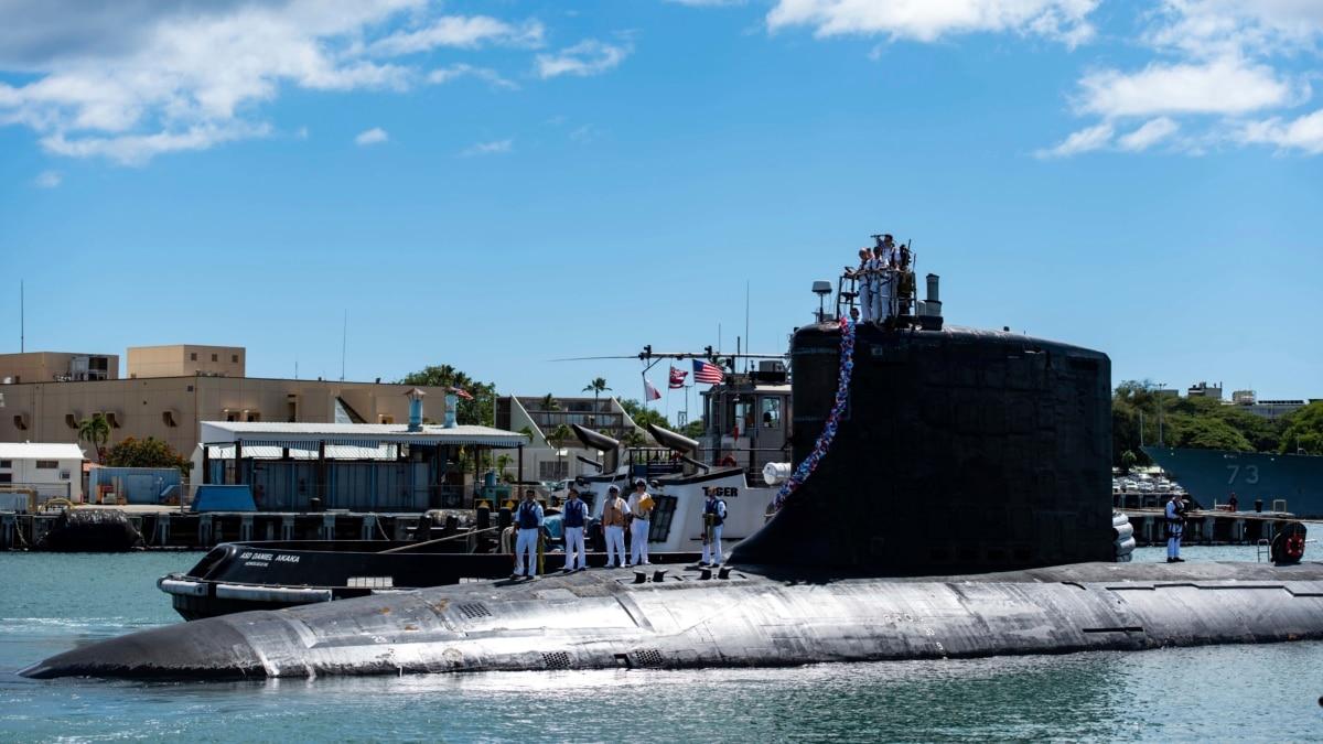 ABD ve Fransa Arasında Denizaltı Gerginliği Büyüyor