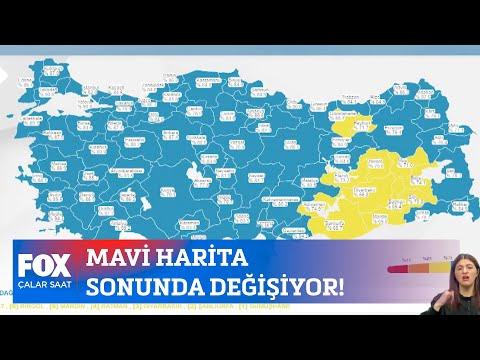 Mavi harita sonunda değişiyor! 17 Eylül 2021 İsmail Küçükkaya ile Çalar Saat