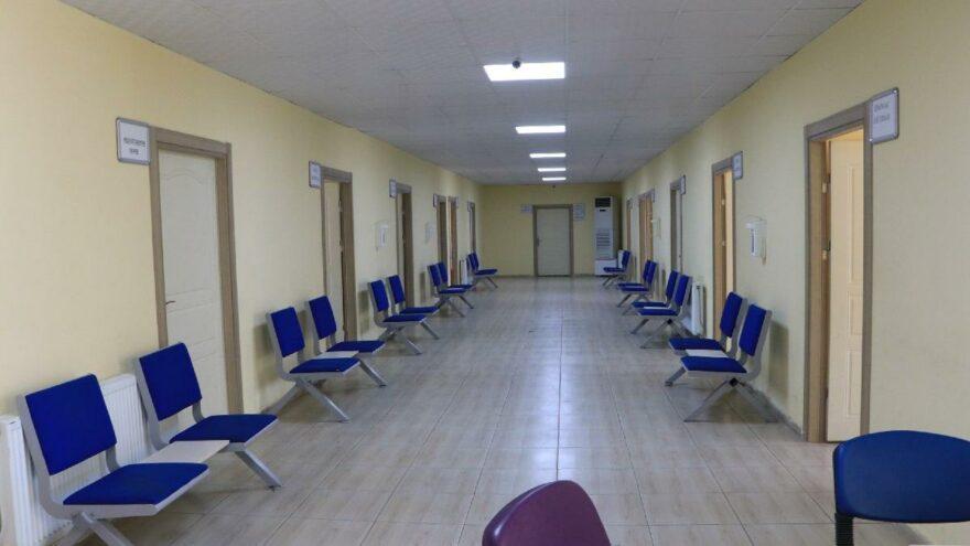 Aşılamada 'kırmızı' kategorideki Şanlıurfa'da aşı odaları boş kaldı