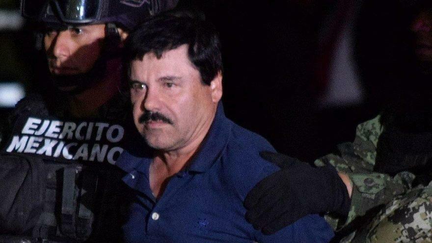 El Chapo için avukatları harekete geçti