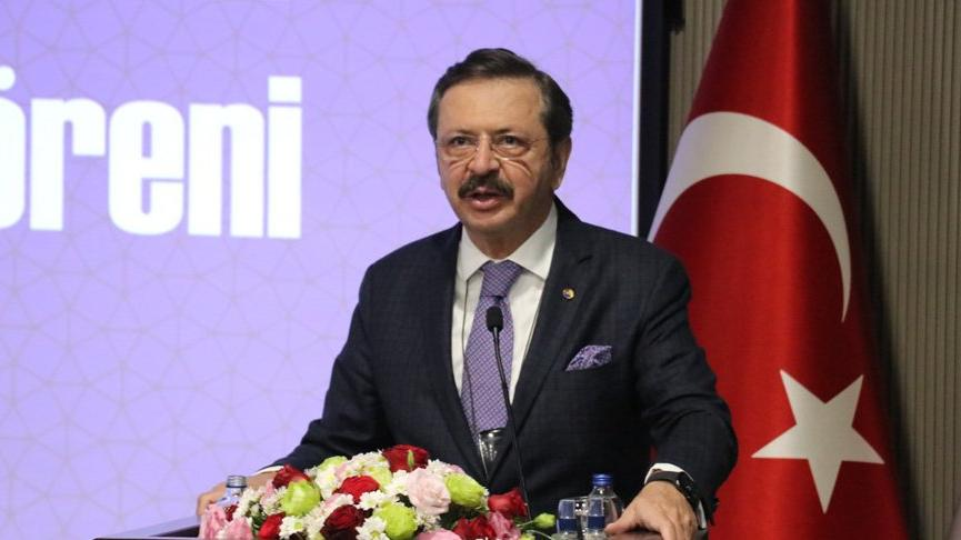 Hisarcıklıoğlu: Pandeminin üstesinden Türk özel sektörü olarak geleceğiz