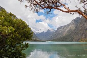 Lac Llanganuco
