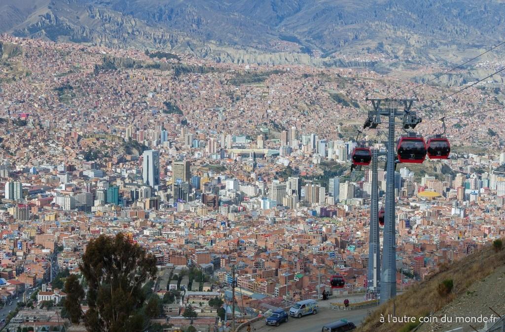 Départ de Puno pour La Paz en Bolivie