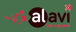 Alavi - partner voor smaakvolle, biologische en gezonde voeding - full logo taste wit - transparant