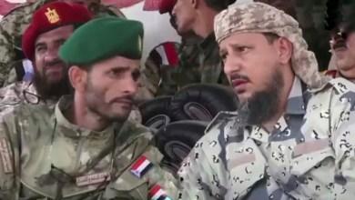 Photo of بالفديو : لحظة مقتل العميد منير اليافعي ابو اليمامة إثر الاستهداف البالستي الحوثي