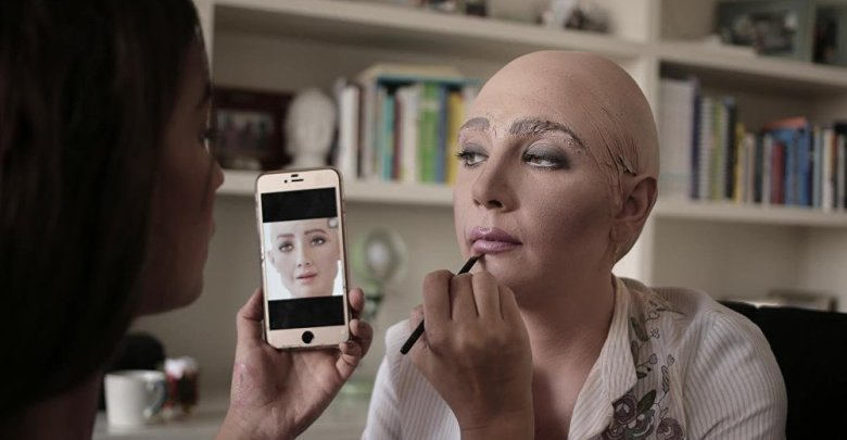 "Photo of وصول الروبوت ""صوفيا"" إلى منتدى شباب العالم 2019"